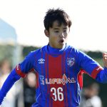 FC東京 久保建英選手