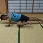 サッカーキック力を上げる体幹トレーニング