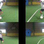 インステップキック編!【なぜ?がわかればサッカーが上手くなる!】 出来ないが出来るに変わる魔法のトレーニング  soccer football traning